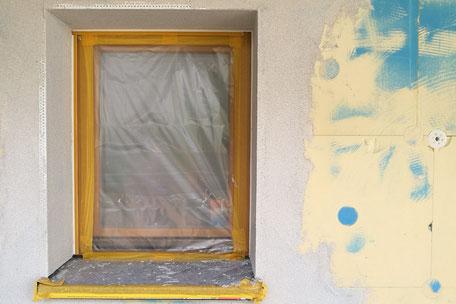 Fassadenarbeiten der Bernd Schienmann GmbH