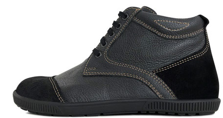 Senmotic barefoot shoes - Storm F1 Black/Red