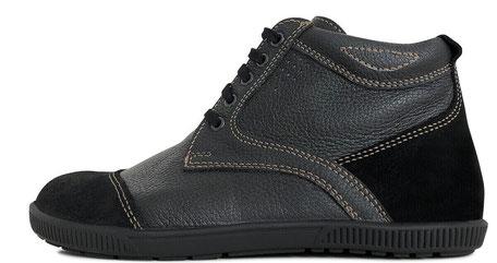 Senmotic barefoot shoes - Storm F1 Black/Blue
