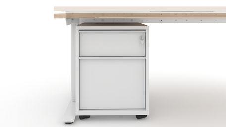 Höhenverstellbarer Schreibtisch EASY