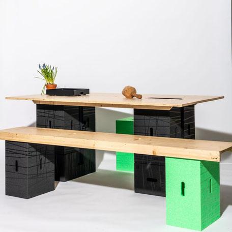 Besprechungsraum Design Thinking BATZ ERGO