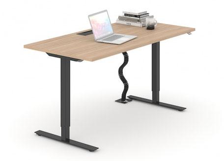 ONE - Der höhenverstellbare Schreibtisch für das Home Office