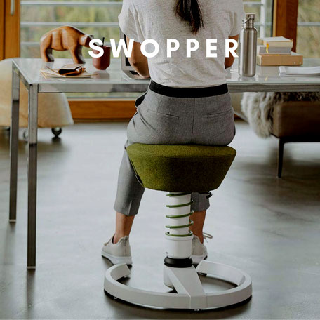 swopper im home office