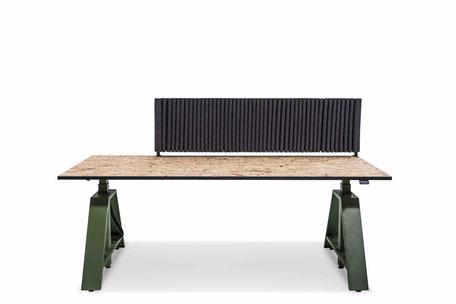MOTU |Schreibtisch | höhenverstellbar | BATZ ERGO