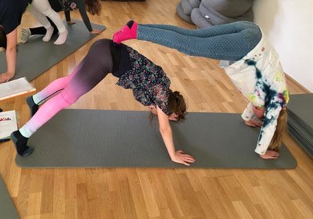 Yoga Pre-Teens Tweens