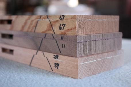 名刺入れ カードケース 木 ぬくもり こだわり 木目 共木 飛騨高山