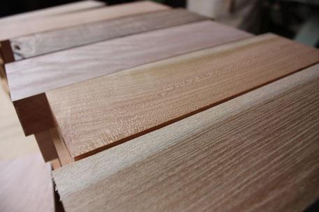 名刺入れ カードケース 木 ぬくもり 一枚板 サクラ カエデ ケヤキ ナラ 飛騨高山