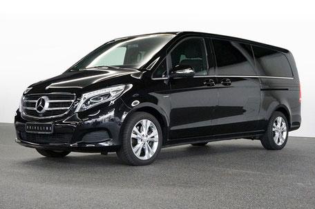 Mercedes Benz V-Klasse - H-PH 9888 - Sitze: 7+1