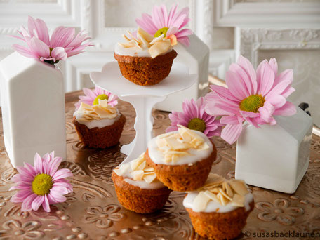 Rote Bete Muffins