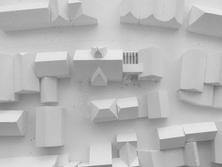 1. Preis: SWS Architekten, Karlsruhe