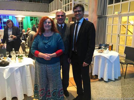 Blog, Ehrenamtskarte Schloss, Volker Müden, Alice Hoffmann, Peter Gillo
