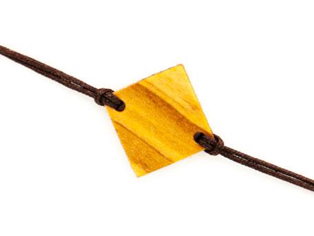 Armband Armbändchen Olivenholz Bella