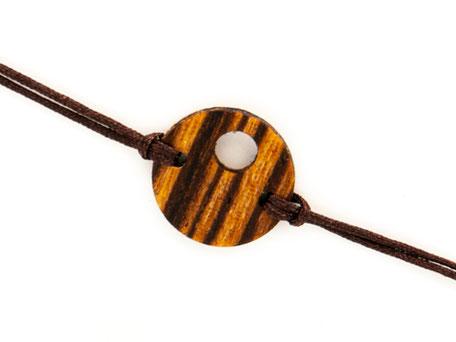 Armband Armbändchen Zebrano Leoni