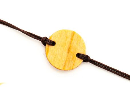 Armband Armbändchen Olivenholz Leni