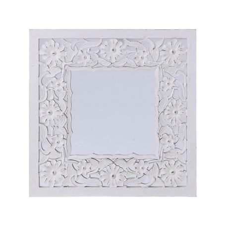 Espejo madera tallada L