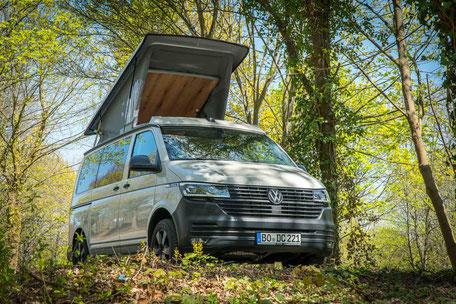 2022er WohnBUS Camper auf VW T6.1