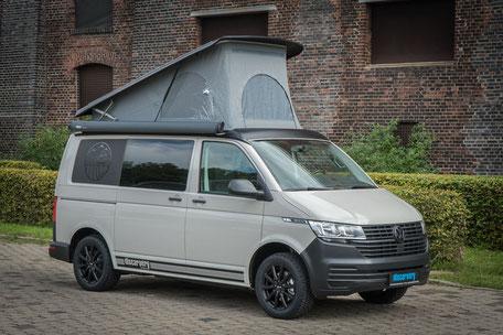 Kurzfristig verfügbarer VW T6.1 Edition Camper