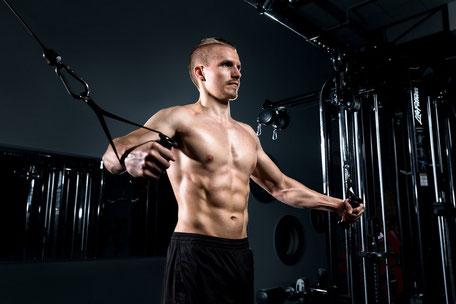 Bodybuilding und Fitness  Fotograf