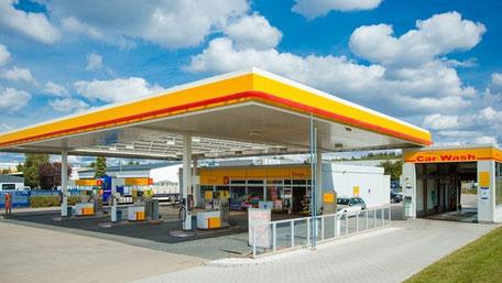 Tankstellenreinigung