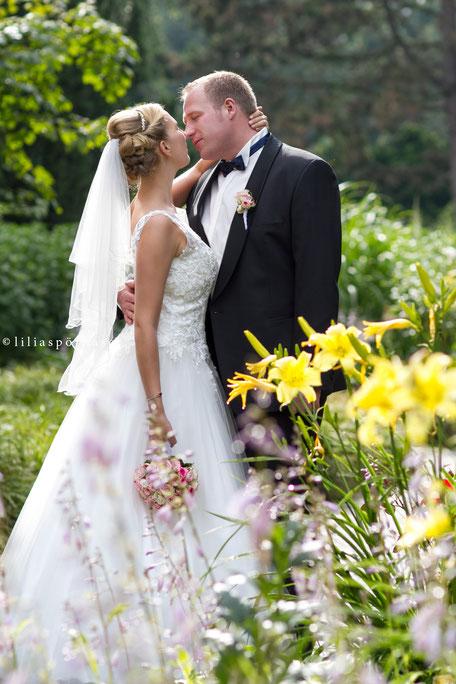 Hochzeit, Paarshooting, Brautpaar, liliaspoerhase, Lilia Spörhase, Fotografie, Planten un Blomen, Hamburg, Couple