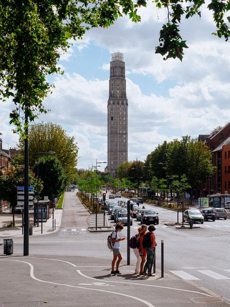 Tour Perret, Amiens, Picardie
