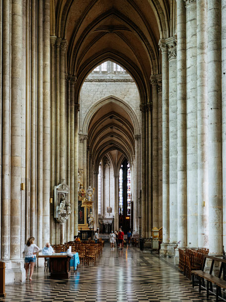 Cathédrale d'Amiens, Amiens Cathedral, Picardie