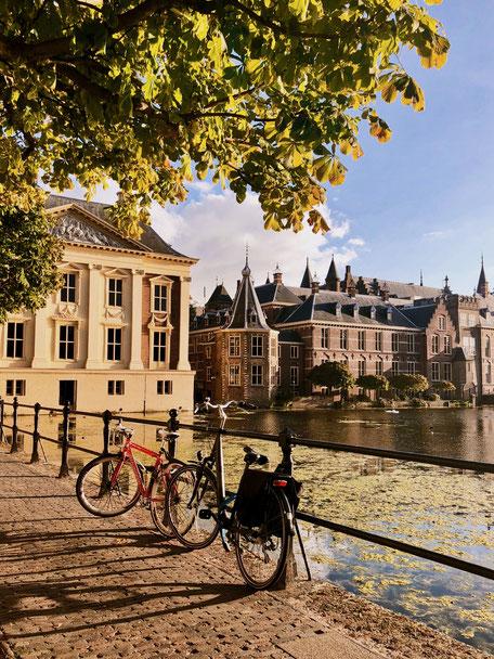 Binnenhof in The Hague - Korte Vijverberg