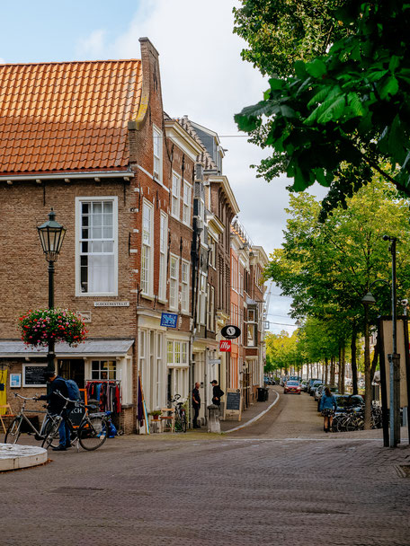 House, Architecture, Delft