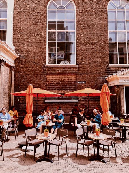 Noordeinde in The Hague