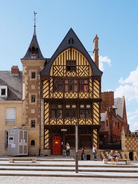Maison du pèlerin, Amiens