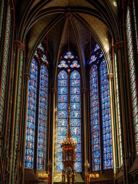 Lady's Chapel, Chapelle Notre-Dame-Drapière, Cathédrale d'Amiens, Amiens Cathedral, Picardie