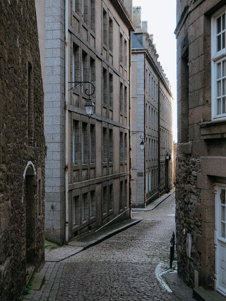 Old Town, Saint-Malo, Bretagne, Brittany