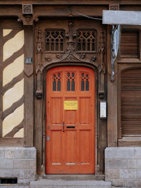 Maison du pèlerin, Amiens, Picardie