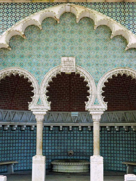 Fonte Mourisca - An example of the Moorish architecture