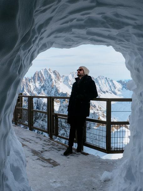 Aiguille du Midi, Chamonix (French Alps, Alpes françaises)