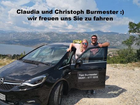 Flughafentrafer - Günstig - Zuverlässlig - Kompetent - Taxi Weinheim