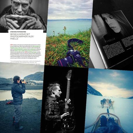 muse publication presse Islande roadtrip ireland