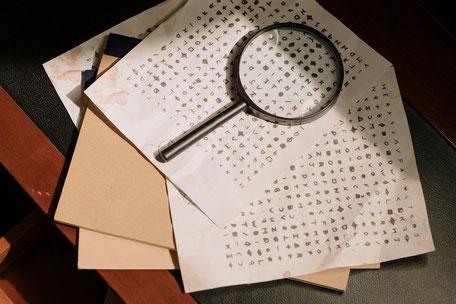 Escape Room Rätsel für Detektive