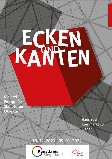 Kunstkreis Siegerland Ausstellung FACES