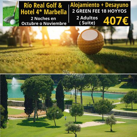 Río Real Golf Hotel es el primer Hotel Boutique de Marbella con toda la esencia del aire andaluz tradiciona