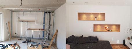 Dach- und Innenausbau