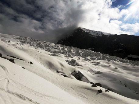 Skitour Walliser Alpen