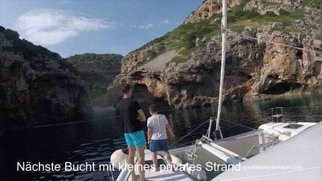 Nächste Bucht, Katamaran Bootsverleih Kroatien, Segelurlaub, Segelurlaub Kanaren, Segelurlaub Kroatien, Katamaran Bootsvermietung Kroatien, Katamaran Lagoon 42, Lagoon 42, Segelreise, Segelreise Kanaren, Segelreise Kroatien, Urlaub, Spaß