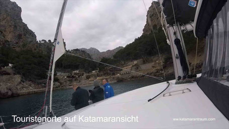 Catamaran Offshore Sailing, Catamaran Lagoon 42, Catamatan Atlantik sailing, Catamaran Mediterranean sailing, Catamaran docking, Catamaran maneuver, Catamaran training, Catamaran sailing, enjoy nature, Nautical miles, Nautical millage confirmation