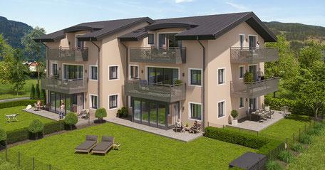 JOLA Immobilien Wohnidylle Reitdorf bei Flachau Außenansicht