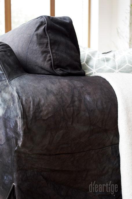 dieartigeBLOG - Herbst - Sofa im Trendlook: 'Marmor''