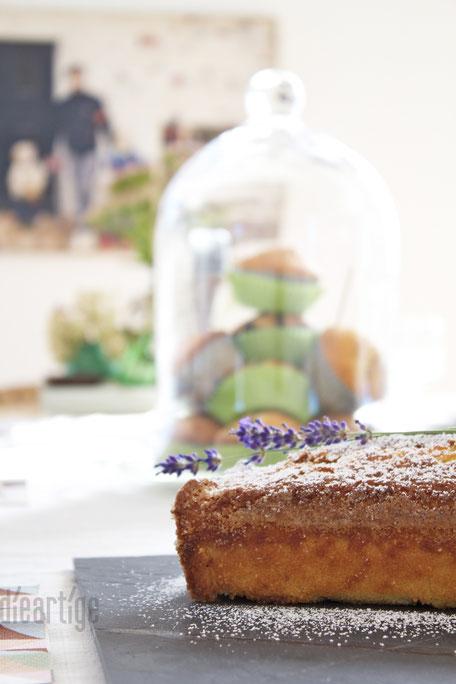 dieartigeBLOG - Poundcake+Lavendel
