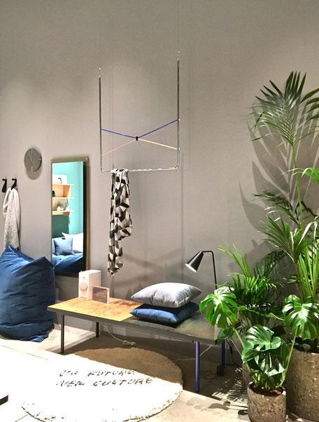 dieartigeBLOG - IMM Cologne 2017 | Bolia | Zimmerpflanzen, Palmen - naturnahe Accessoires