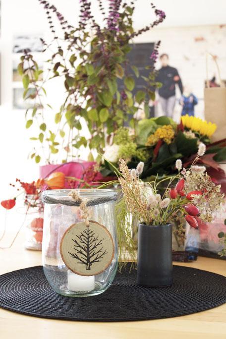 dieartigeBLOG - Weckglas als Teelicht, Tischdekoration | table decoration