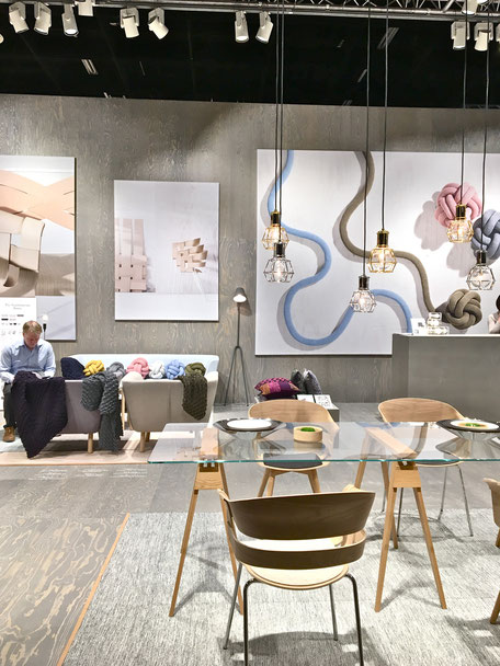 dieartigeBLOG - IMM Cologne 2017 - Design House Stockholm